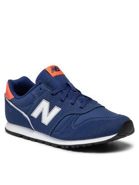 New Balance New Balance Sneakersy YC373WN2 Granatowy