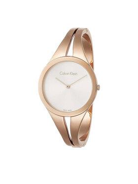 Calvin Klein Calvin Klein Часовник Bangle Medium K7W2M616 Златист