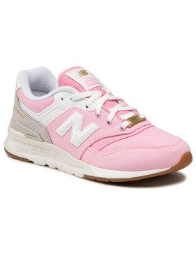 New Balance New Balance Sneakersy GR997HHL Różowy