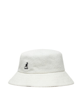 Kangol Kangol Chapeau Bermuda Bucket K3050ST Blanc