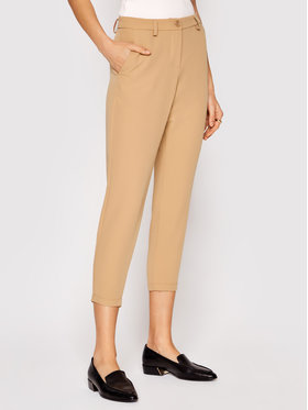 Imperial Imperial Chino nohavice PTA9BBF Hnedá Regular Fit