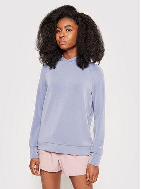 4F 4F Sweatshirt H4L21-BLD017 Bleu Relaxed Fit