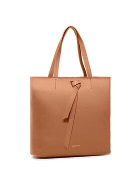 Coccinelle Coccinelle Дамска чанта HL5 Joy E1 HL5 11 01 01 Кафяв