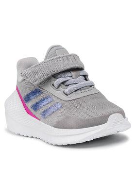 adidas adidas Boty Eq21 Run El I GW2400 Šedá