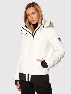 DKNY Sport DKNY Sport Pernata jakna DP1J9079 Bijela Regular Fit