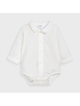 Mayoral Mayoral Body da neonato 2778 Bianco