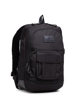 Pepe Jeans Pepe Jeans Batoh Adapt. Laptop Tablet Backpack Pjl Denton 7172821 Černá