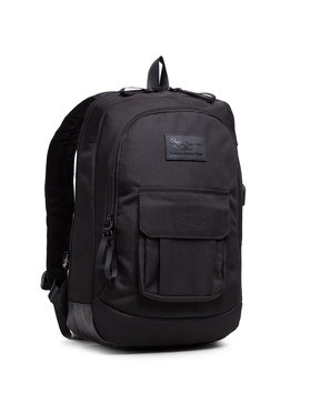 Pepe Jeans Pepe Jeans Ruksak Adapt. Laptop Tablet Backpack Pjl Denton 7172821 Čierna