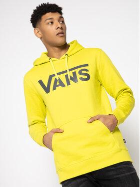 Vans Vans Bluză Classic VN0A456BYNC1 Galben Regular Fit