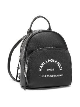KARL LAGERFELD KARL LAGERFELD Plecak 205W3083 Czarny