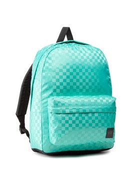 Vans Vans Kuprinė Deana III Backpack VN00021MZ6R1 Žalia