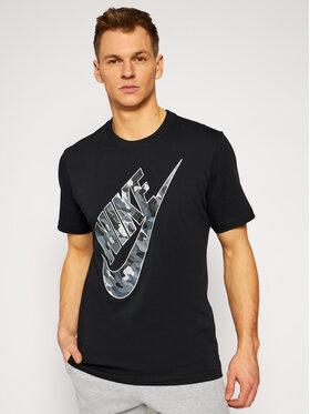 Nike Nike Tricou Homme CU7458 Negru Standard Fit