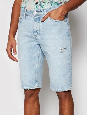 Tommy Jeans Tommy Jeans Pantaloni scurți de blugi Ethan DM0DM10305 Albastru Relaxed Fit