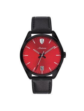 Scuderia Ferrari Scuderia Ferrari Часовник Abetone 0830499 Черен