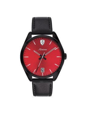 Scuderia Ferrari Scuderia Ferrari Ρολόι Abetone 0830499 Μαύρο