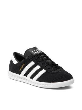 adidas adidas Cipő Hamburg J H06605 Fekete