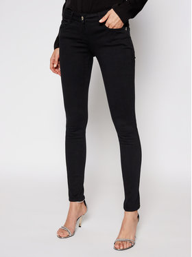 Patrizia Pepe Patrizia Pepe Jegging CJ1186/AS04-K103 Fekete Skinny Fit