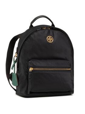 Tory Burch Tory Burch Σακίδιο Piper Small Zip Backpack 78821 Μαύρο