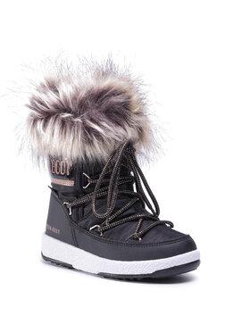 Moon Boot Moon Boot Bottes de neige Mb Jr Girl Monaco Low Wp 34052400002 M Noir