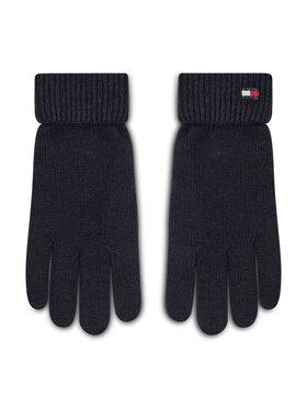 Tommy Hilfiger Tommy Hilfiger Γάντια Γυναικεία Essential Knit Gloves AW0AW10732 Σκούρο μπλε