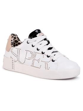 SuperTrash SuperTrash Sneakers Lewi Lsr W 2011 030501 Weiß