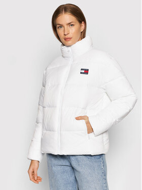 Tommy Jeans Tommy Jeans Giubbotto piumino Modern DW0DW11623 Bianco Regular Fit