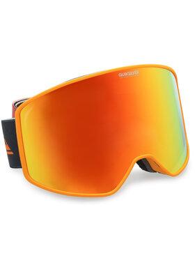 Quiksilver Quiksilver Ochelari ski Storm EQYTG03099 Portocaliu