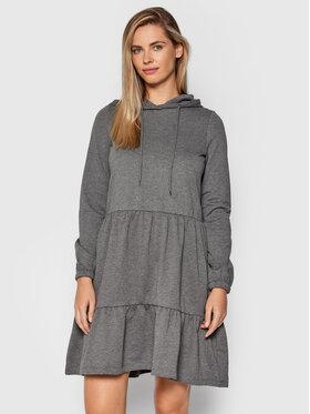 Vero Moda Vero Moda Úpletové šaty Ayaoctavia 10260548 Šedá Regular Fit