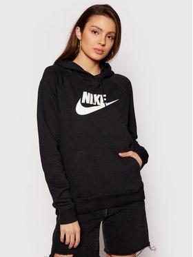 Nike Nike Суитшърт Sportswear Essential BV4126 Черен Standard Fit