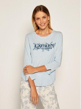 Lauren Ralph Lauren Lauren Ralph Lauren Pyžamo ILN92016 Modrá