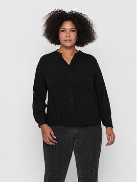 ONLY Carmakoma ONLY Carmakoma Marškiniai Anita 15227557 Juoda Regular Fit