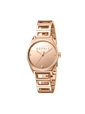 Esprit Esprit Zegarek ES1L058M0035 Złoty