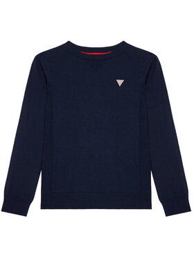 Guess Guess Sweater L0YR03 Z2VV0 Sötétkék Regular Fit