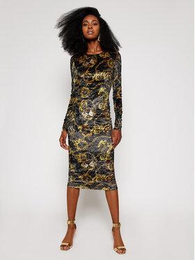 Versace Jeans Couture Versace Jeans Couture Každodenní šaty D2HZB426 Barevná Regular Fit