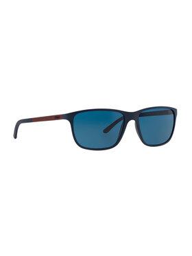Polo Ralph Lauren Polo Ralph Lauren Okulary przeciwsłoneczne 0PH4092 550680 Granatowy
