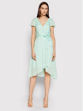 DKNY DKNY Kasdieninė suknelė DD1BD154 Žalia Regular Fit
