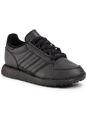 adidas adidas Cipő Forest Grove J EG8959 Fekete