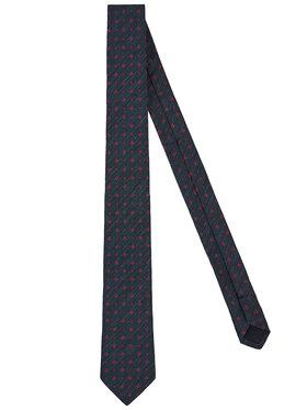 Tommy Hilfiger Tailored Tommy Hilfiger Tailored Cravatta Blend Desing TT0TT06906 Blu scuro