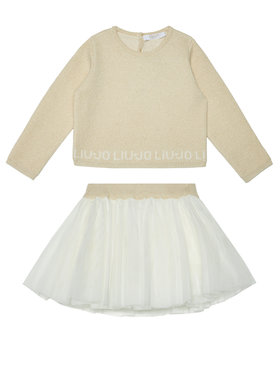 Liu Jo Kids Liu Jo Kids Set Bluse und Rock HF0023 MA88I Bunt Regular Fit