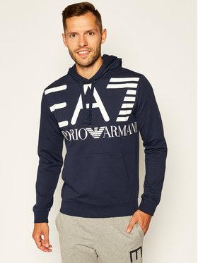 EA7 Emporio Armani EA7 Emporio Armani Sweatshirt 6HPM16 PJ05Z 1554 Bleu marine Regular Fit