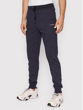 Calvin Klein Calvin Klein Pantaloni trening Small Logo K10K107954 Bleumarin Regular Fit