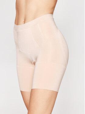 SPANX SPANX Shapewear Unterteil Oncore Mid-Thigh Short SS6615 Beige