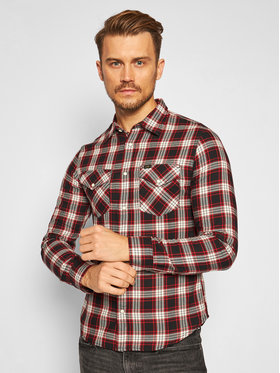 Lee Lee Cămașă Clean Western L644RHOE Colorat Slim Fit