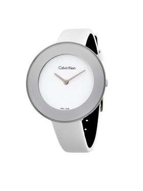 Calvin Klein Calvin Klein Часовник Lady K7N23TK2 Бял