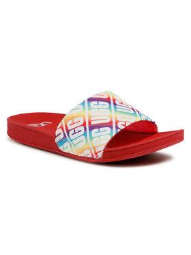 Ugg Ugg Чехли K Beach Slide 1107981K Бял