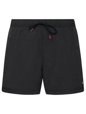 Tommy Hilfiger Tommy Hilfiger Плувни шорти Sf Medium Drawstring UM0UM02041 Черен Regular Fit