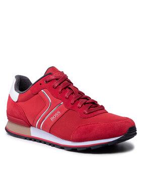 Boss Boss Sneakersy Parkour 50433661 10214574 01 Červená