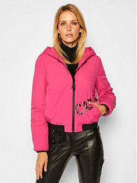 Calvin Klein Jeans Calvin Klein Jeans Giubbotto piumino J20J214847 Rosa Regular Fit