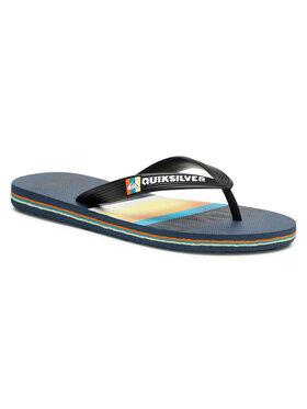 Quiksilver Quiksilver Flip-flops AQBL100423 Fekete