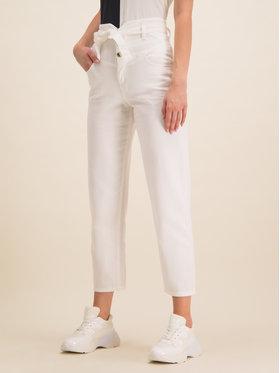 Pinko Pinko Jeans Carol PE 20 PDEN 1J10F7 Y641 Weiß Boyfriend Fit